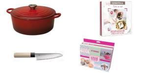 Cadeaux de Noël gourmets à offrir ou s'offrir (sélection spécial cuisine)