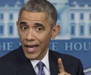 Quand Barack Obama ne répond qu'aux journalistes femmes
