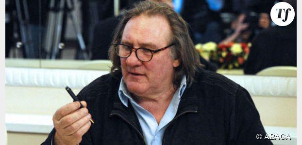 Gérard Depardieu a passé Noël dans une prison pour femmes