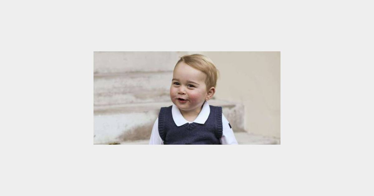 prince george combien la famille royale a d pens pour. Black Bedroom Furniture Sets. Home Design Ideas
