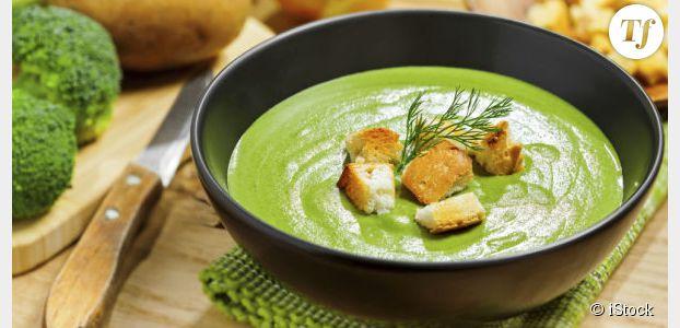 Détox post-Noël : que mettre dans sa soupe ?