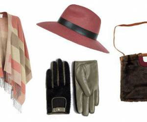 Gants, bonnets, écharpes : 20 accessoires pour braver le froid avec classe