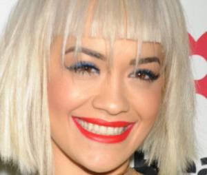 50 Shades of Grey : la nouvelle affiche de Rita Ora en Mia