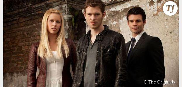 The Originals : Joseph Morgan, Claire Holt et Daniel Gillies sur NT1 Replay
