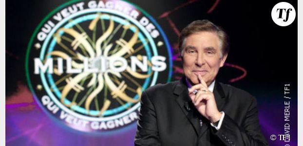 Qui veut gagner des millions : Karine Ferri en couple avec Dany Brillant sur TF1 Replay