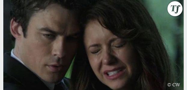 """Nina Dobrev et Ian Somerhalder : de grosses disputes sur le tournage de """"Vampire Diaries"""" ?"""