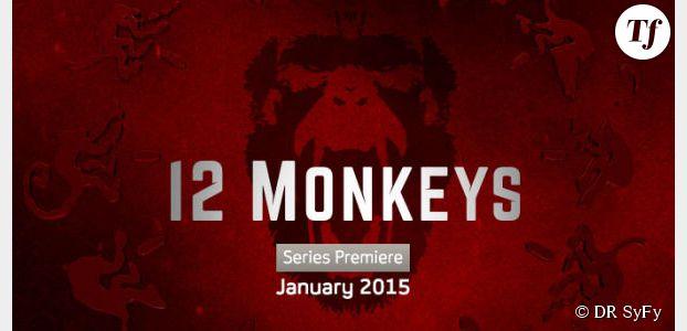12 Monkeys : le début de la saison 1 disponible en streaming