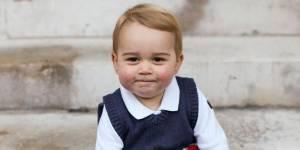 Kate Middleton : le prince George est un des hommes les mieux habillés au monde