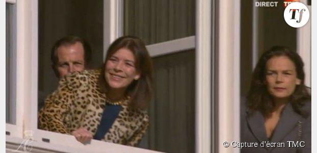 Monaco : Gad Elmaleh, Charlotte, Caroline et Stéphanie à la présentation des jumeaux (photos)
