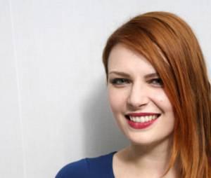 Elodie Frégé (Nouvelle Star 2015) est une grande stressée