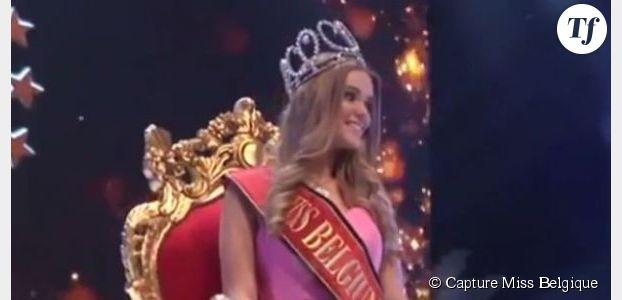 Miss Belgique 2015 : Annelies Törös est la grande gagnante (Vidéo)