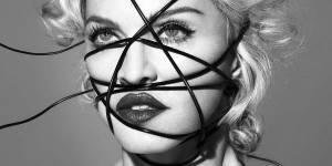 Grammy Awards 2015 : Madonna présente sur scène