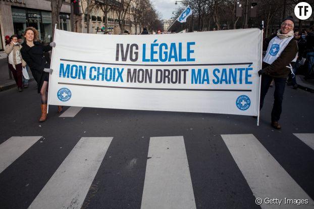 Le droit à l'avortement en France en 5 chiffres
