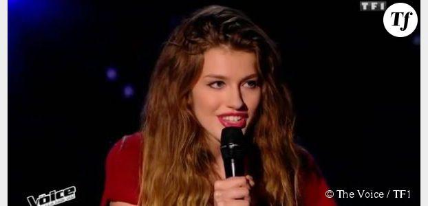 The Voice 2015 : Manon Palmer, enfin une gagnante pour Jenifer ? (Vidéo)