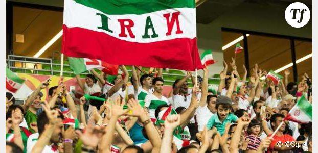 Les footballeurs iraniens interdits de prendre des selfies avec des supportrices