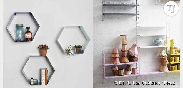 des solutions de rangement canons pour petits et grands espaces terrafemina. Black Bedroom Furniture Sets. Home Design Ideas