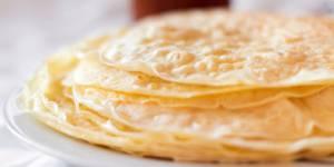 Chandeleur 2015 : l'étonnante recette de pâte à crêpes sans œufs ou sans lait