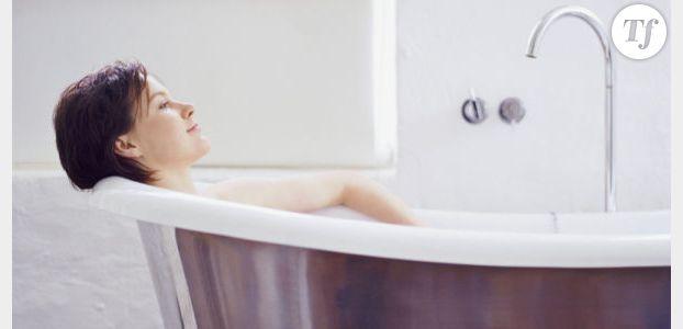 Robe de mari e pas cher 2015 for Bain relaxant maison