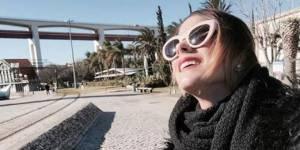 Violetta : Martina Stoessel s'éclate pendant ses  vacances au Portugal