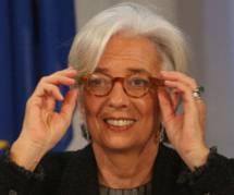 """Christine Lagarde : un hommage polémique au """"féminisme"""" du Roi Abdallah"""