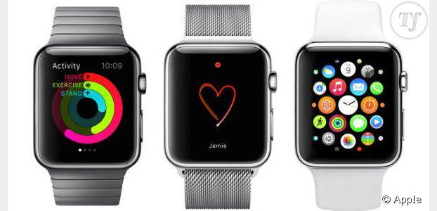 Apple Watch : une sortie en avril pour la montre d'Apple