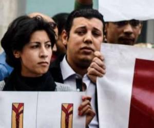 Égypte : la photo d'une militante agonisante devient symbole de résistance