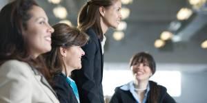 Si les groupes de travail fonctionnent, c'est (surtout) grâce aux femmes
