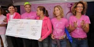 Course Odysséa à Paris : 230 000 euros pour la lutte contre le cancer du sein !