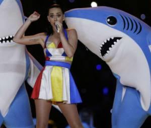 Super Bowl 2015 : revoir le concert endiablé de Katy Perry lors de la mi-temps (Replay vidéo)