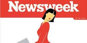 """Sexisme en Silicon Valley : la couverture provoc de """"Newsweek"""" crée la polémique"""