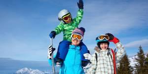 Vacances d'hiver : 6 destinations pour partir au ski avec ses enfants