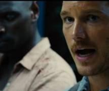 Jurassic World : Omar Sy contre les dinos (vidéo)