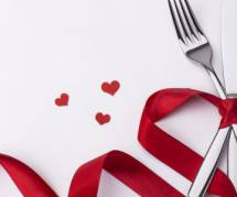 Saint-Valentin 2015 : idées de recettes faciles et menu romantique