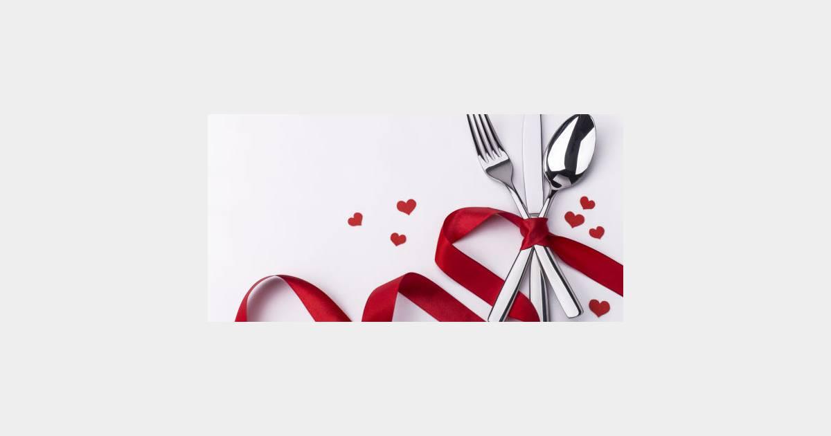 Saint valentin 2015 id es de recettes faciles et menu for Idee soiree st valentin a la maison