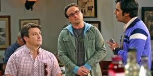 The Big Bang Theory saison 8 : Nathan Fillion s'invite au casting