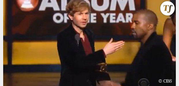 Grammys 2015 : l'incroyable réponse de Beck aux critiques de Kanye West
