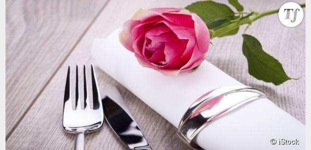 Saint valentin 2015 5 restaurants romantiques et for Diner romantique a la maison