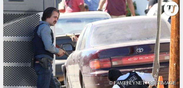 True Detective Saison 2 : Colin Farrell et Vince Vaughn sur le tournage (photos)