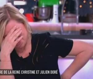 Anne-Elisabeth Lemoine sous le charme de Julien Doré (vidéo)