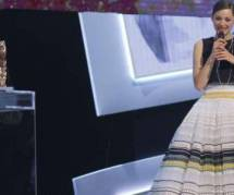 César 2015 : et la risée de Twitter est… (encore) Marion Cotillard