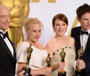 Oscars 2015 : le palmarès complet de la cérémonie