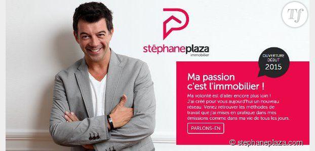 Stéphane Plaza et M6 s'associent sur un projet immobilier