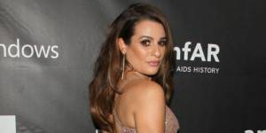 Glee saison 6 : le tendre hommage de Lea Michele à Cory Monteith