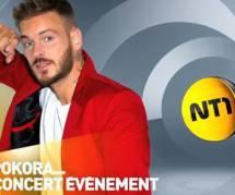 M. Pokora : le concert événement au Châtelet diffusé sur NT1