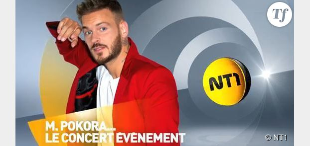 Matt Pokora : son concert exceptionnel sur NT1 Replay