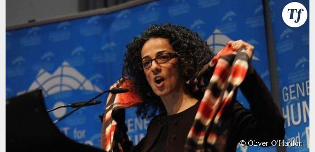 Une Iranienne récompensée pour avoir encouragé les femmes à ôter leur voile