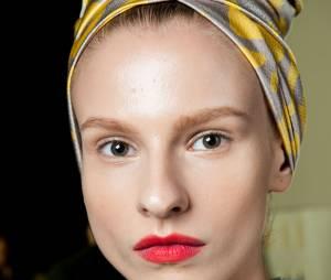 Tendance maquillage printemps-été 2015 : la bouche floue