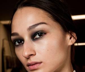 Tendance maquillage printemps-été 2015 : le smoky inversé