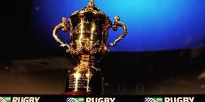 Mondial de rugby : 1er match de l'équipe de France