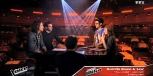 The Voice 2015 : Julien Doré joue le coach pour les candidats (Vidéo)